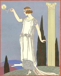 George Barbier, Psyche