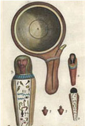 Egyptian Wall Motifs