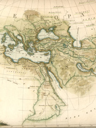 Geography of Herodotus