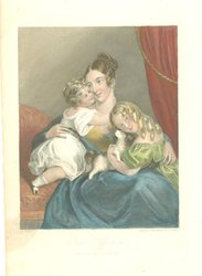 True Affection engraving c1842