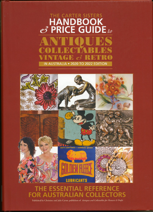 2020 Price Guide Australian Antiques, Collectables, Vintage, Retro