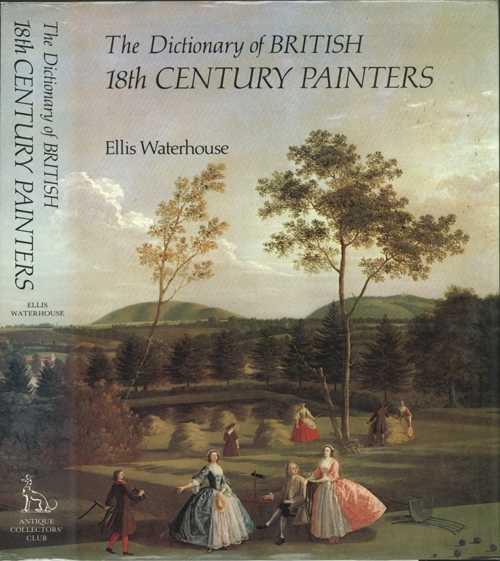 Artists. Dictionary of British 18th century painters. Waterhouse.