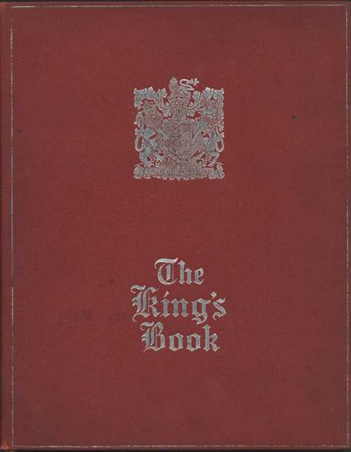 Royalty. The Kings Book. George V Silver Jubilee