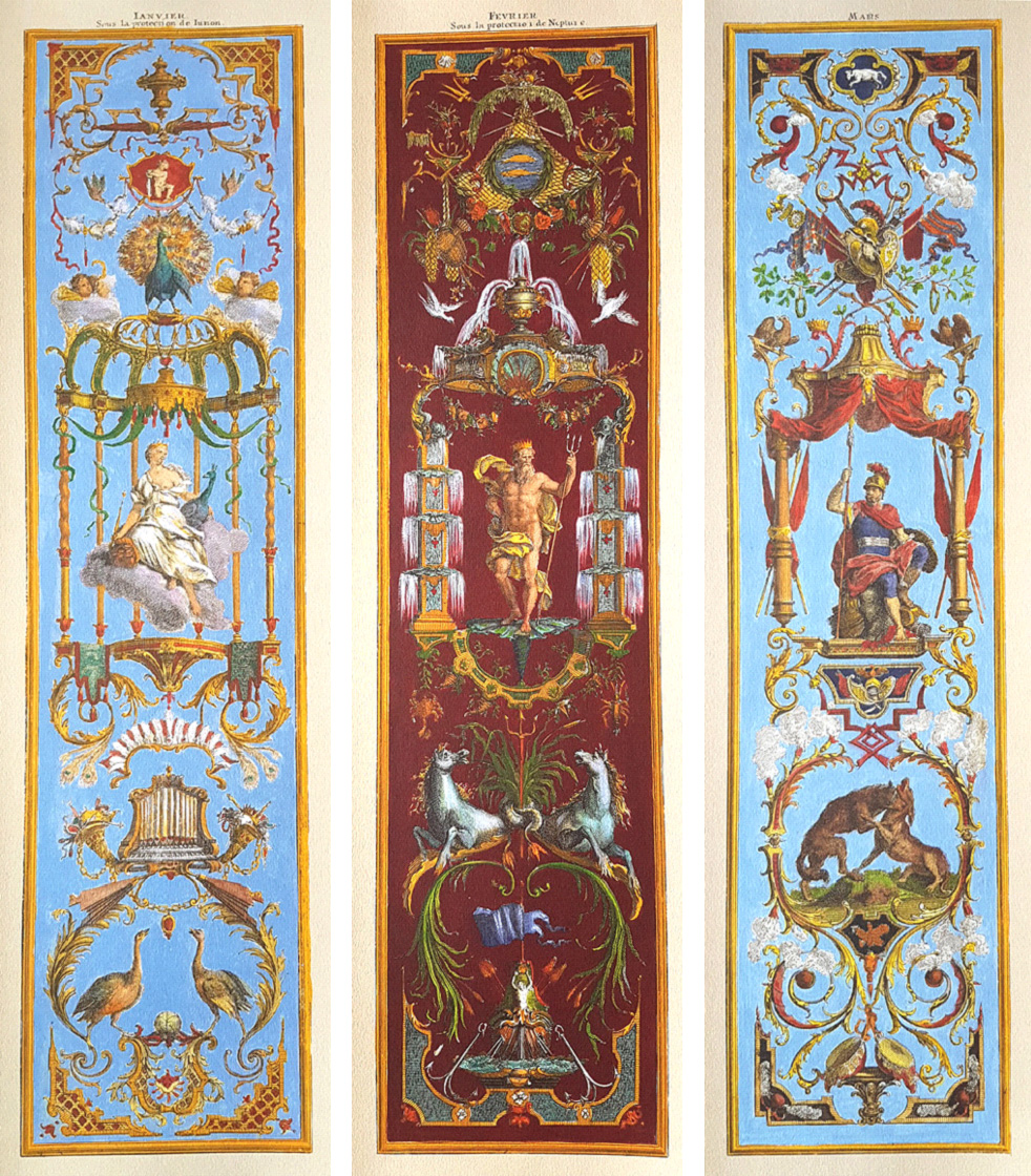 50%-off  January, February, March: 3 Months' Classical Panels