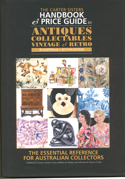 Handbook & Price Guide to Antiques, Collectables, Vintage, & Retro book.