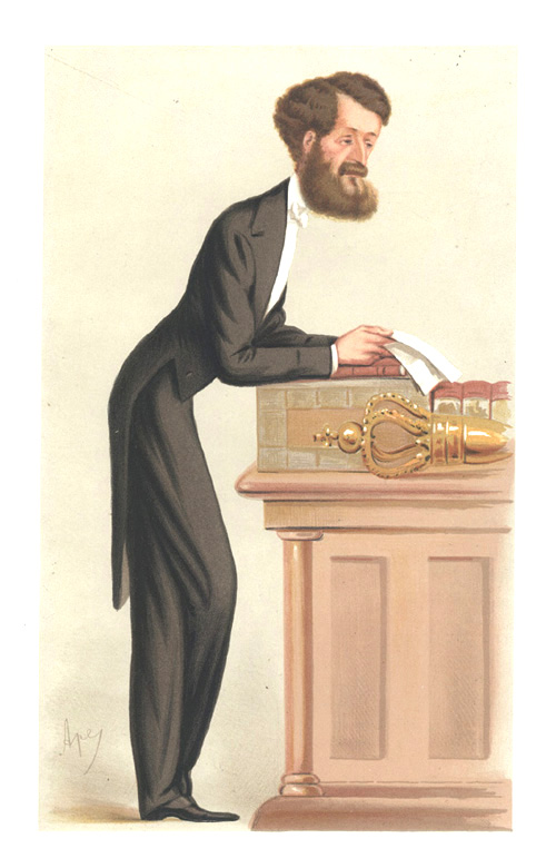 Vanity Fair lithograph Proof Plate c1874.